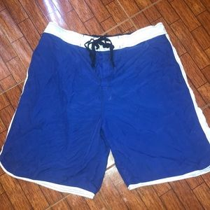 Blue Water Shorts